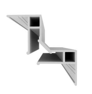 NEW! LED corner separator (inner) №37