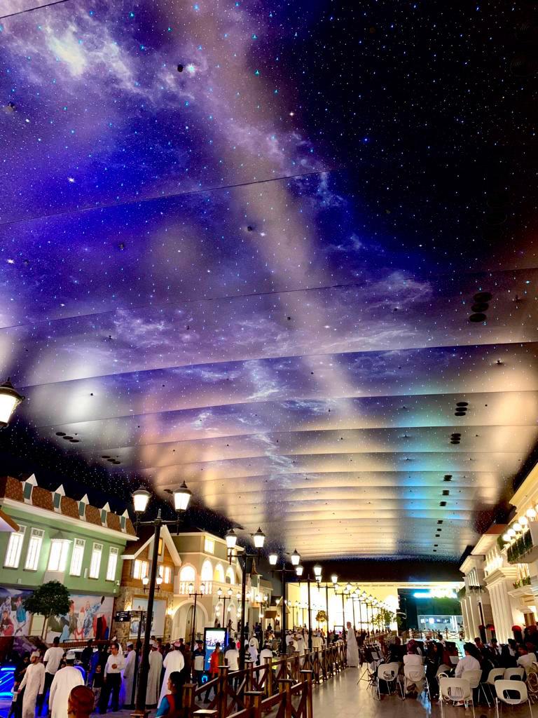 art-stretch-ceiling-palm-mall-oman-image-3